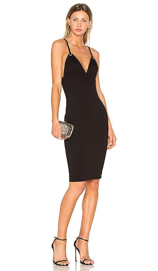 Lurelly Saint Dress In Black