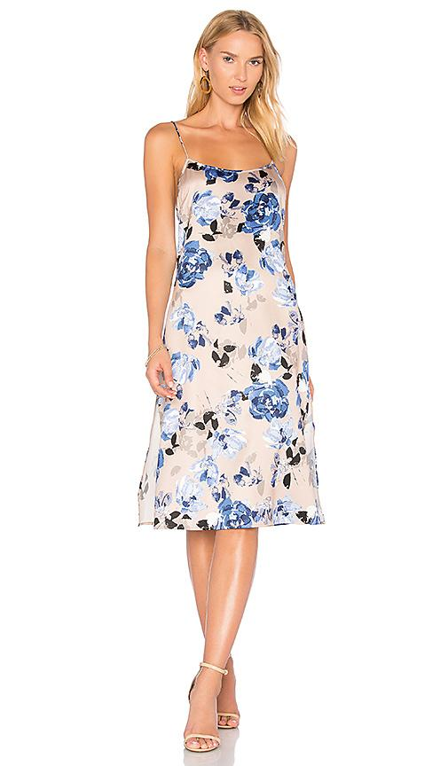 Nbd Landon Dress In Blue