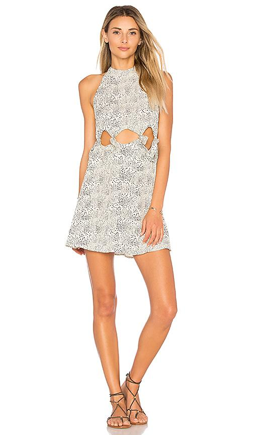 Beach Riot X Revolve Kenna Dress In Ivory