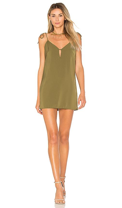 By The Way. Dara Cami Dress In Olive