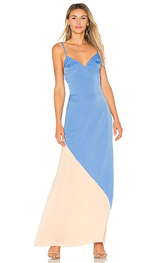 Lovers & Friends The Revival Dress In Blue