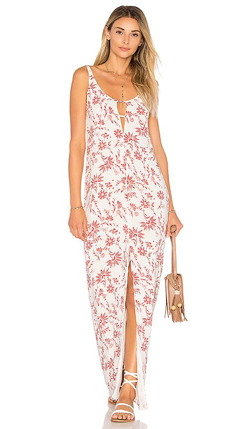 Ale By Alessandra X Revolve Agatha Maxi Dress In White