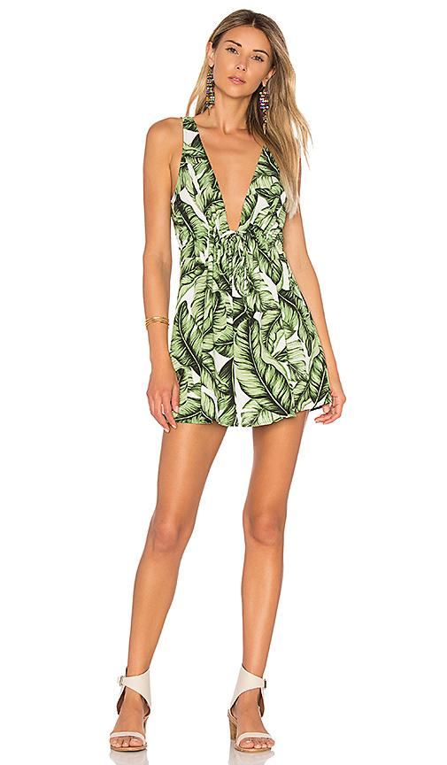 Show Me Your Mumu Sydney Cover Up In Frond Of You