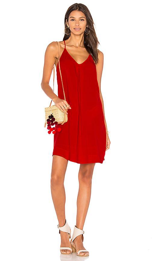Michael Stars Cami Dress In Salsa