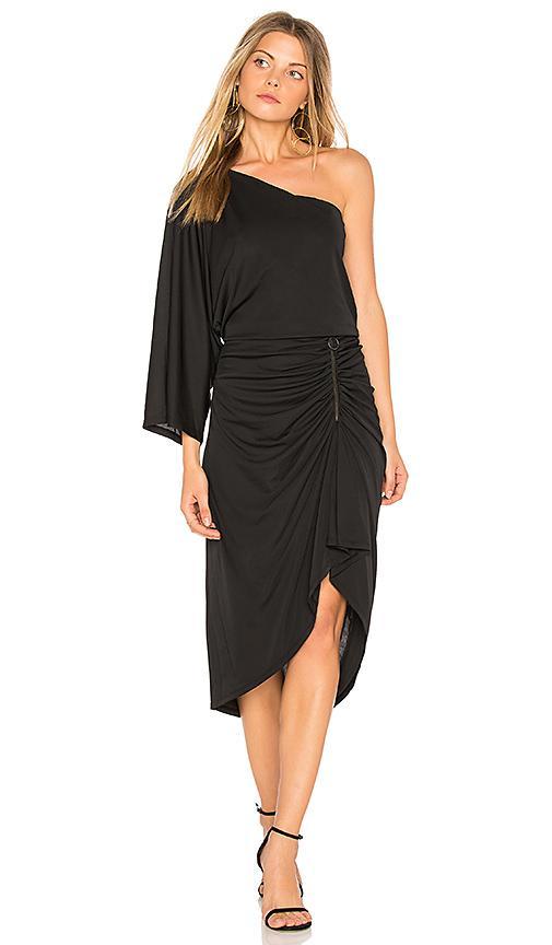Bcbgmaxazria Malena Dress In Black