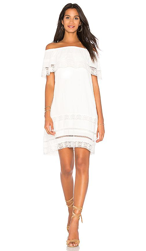 Sanctuary Lacey Dress In White