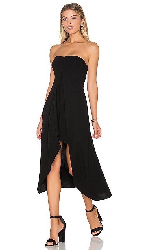 Assali Boulard Dress In Black
