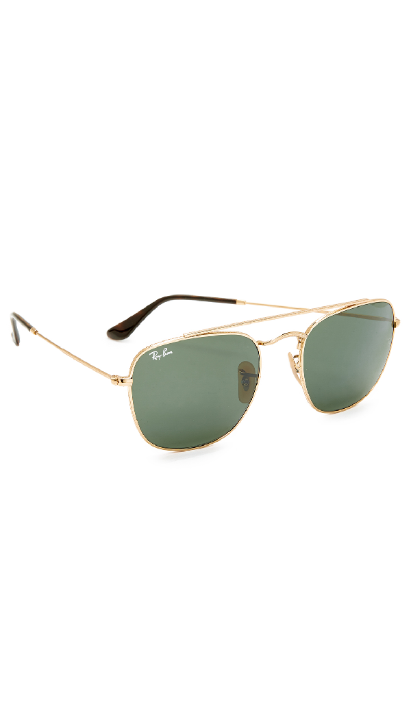 762721daf0143b Ray Ban Ray-Ban Unisex Rb3136 - Frame Color  Gold