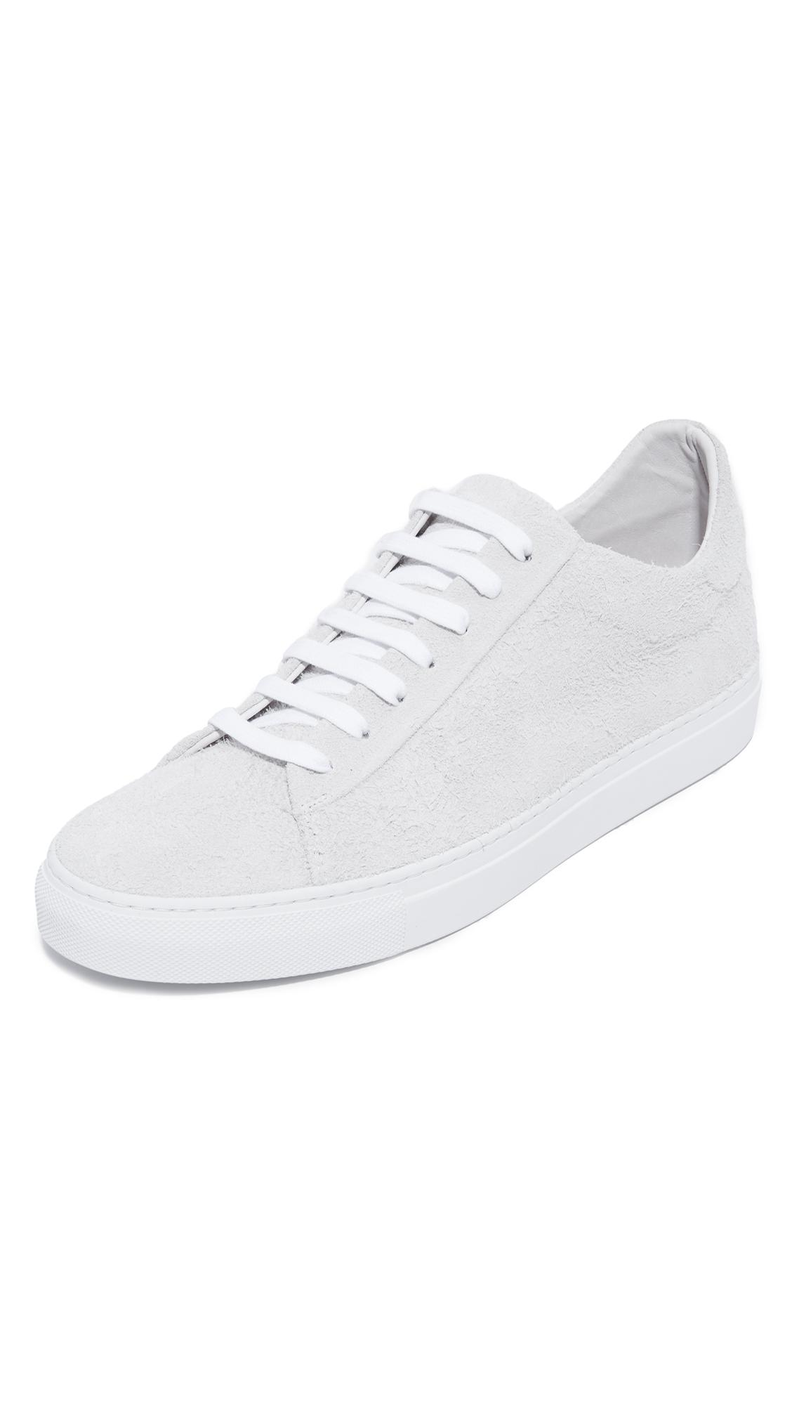 d142a8fbff Court Suede Low Sneakers in White