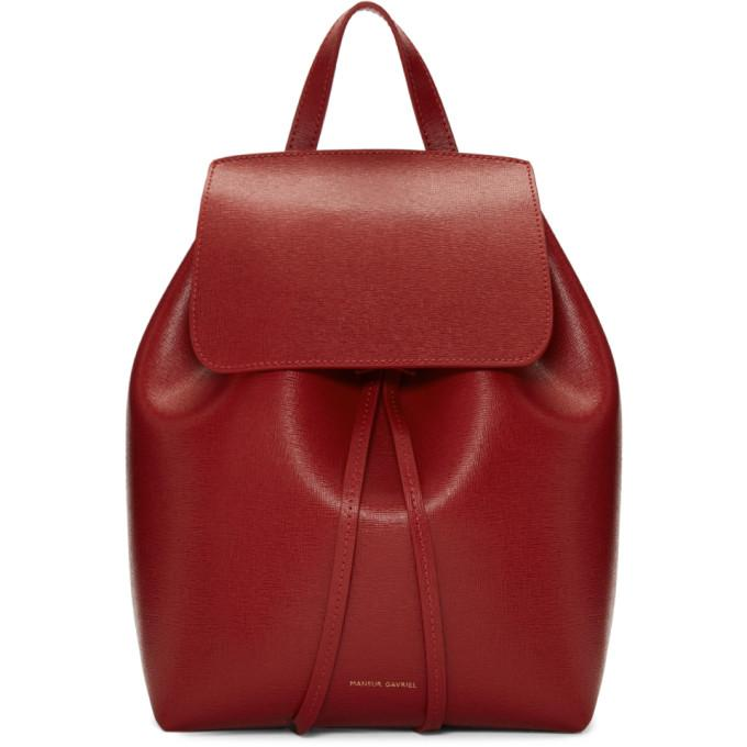 88c4a143ad3 Opening Ceremony Mini Backpack in Red