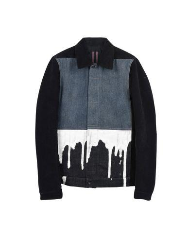 Rick Owens Drkshdw Jackets In Black