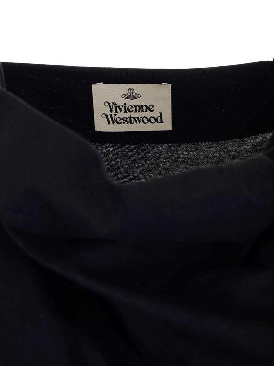 Vivienne Westwood Utah Dress In Black