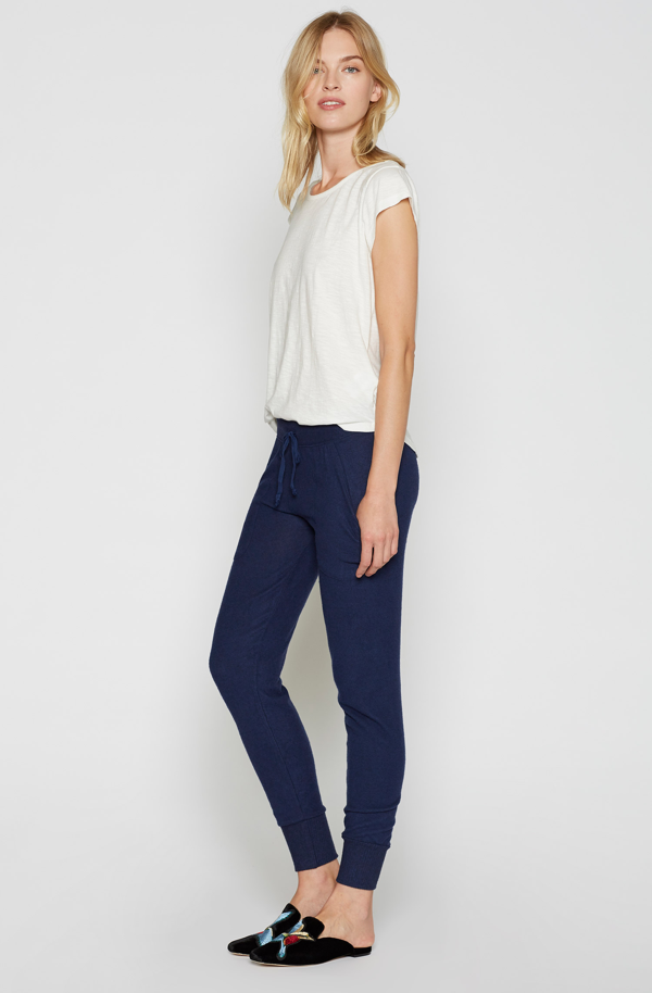 Soft Joie Tendra Jogger Pants In Peacoat
