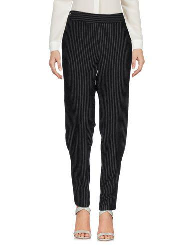 Thakoon Addition Casual Pants In Steel Grey