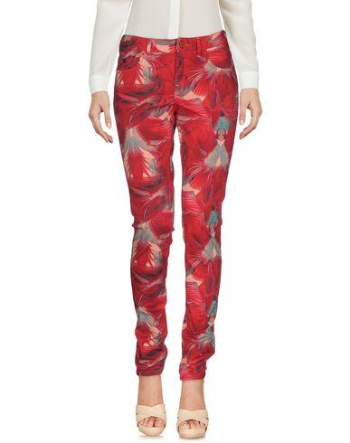 Maison Scotch Casual Pants In Red
