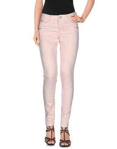 Maison Scotch Denim Pants In Pink