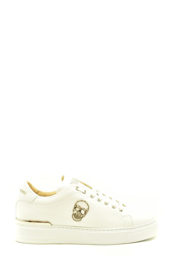 Philipp Plein Faas Msc3204 Ple010n01 In White