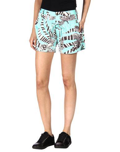 Thakoon Addition Shorts & Bermuda In Turquoise