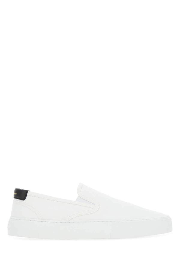Saint Laurent Sneakers In White