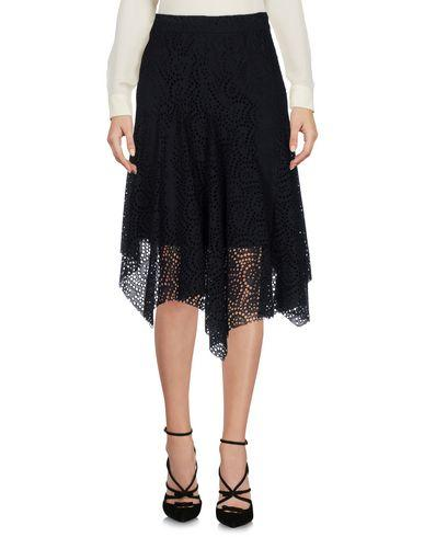 Isabel Marant Knee Length Skirts In Black
