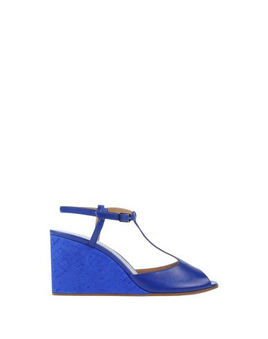 Maison Margiela Sandals In Bright Blue