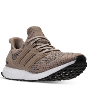e43a87f644318 ADIDAS ORIGINALS. Adidas Men s Ultra Boost Running Sneakers From Finish Line  in Trace Khaki Trace ...