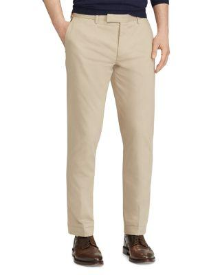 d02263f6b042c4 Polo Ralph Lauren Performance Stretch Straight Fit Chinos - 100% Exclusive  In Dark Beige