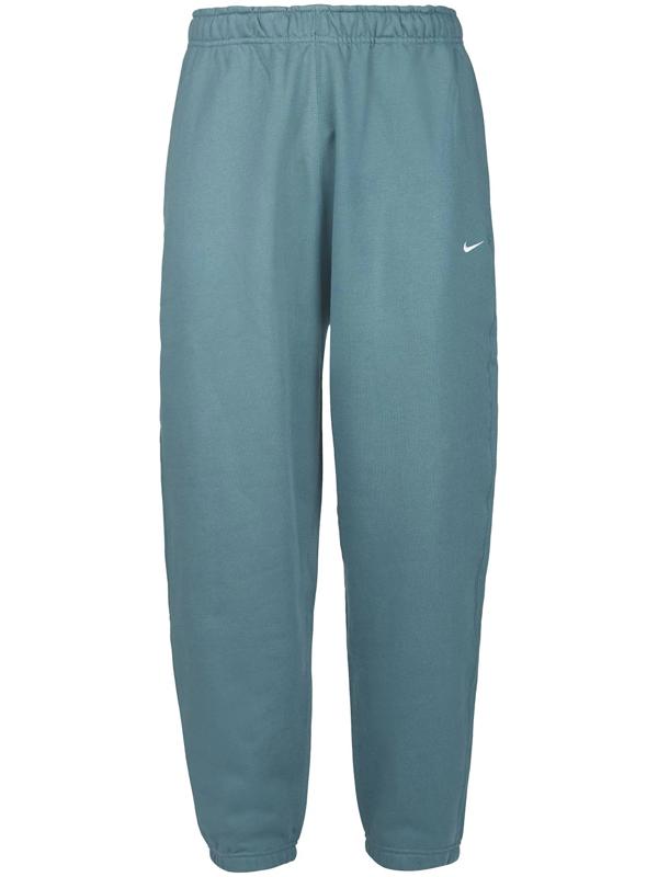 Nike Blue Nrg Solo Swoosh Track Pants