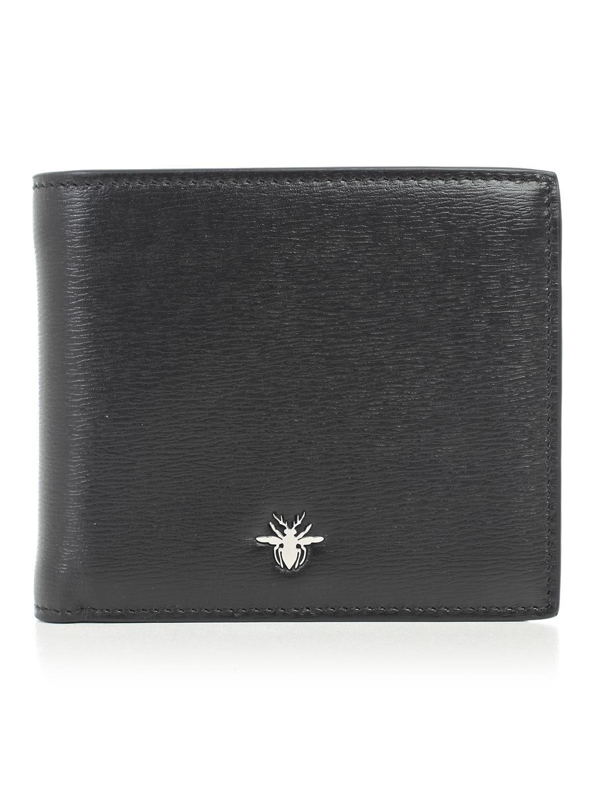 Dior Homme Wallet In H00n Black