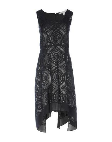 Diane Von Furstenberg Midi Dress In Black
