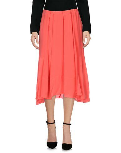 See By ChloÉ Midi Skirts In Coral