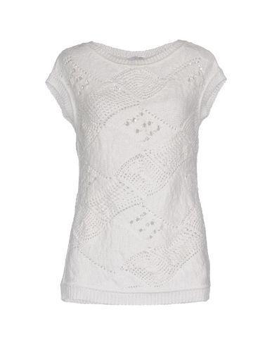 Ermanno Scervino Sweater In White