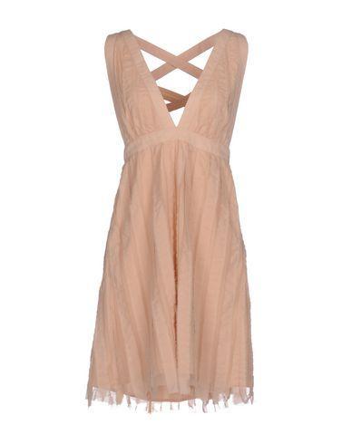 Intropia Short Dress In Pink