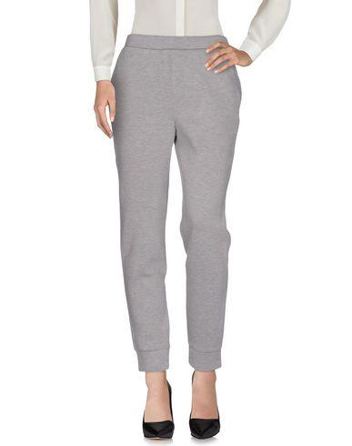 T By Alexander Wang Casual Pants In Grey