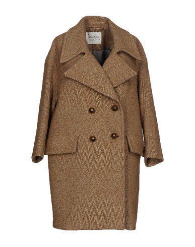 Ottod'ame Coats In Beige