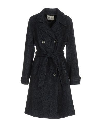 Ottod'ame Coats In Dark Blue