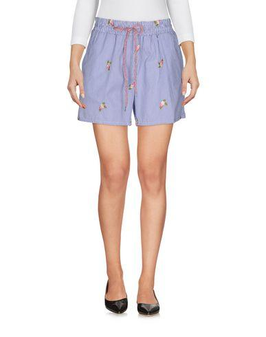 Ottod'ame Shorts In Blue