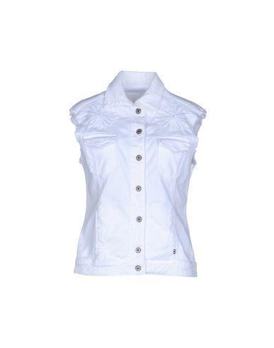 Ottod'ame Denim Jacket In White