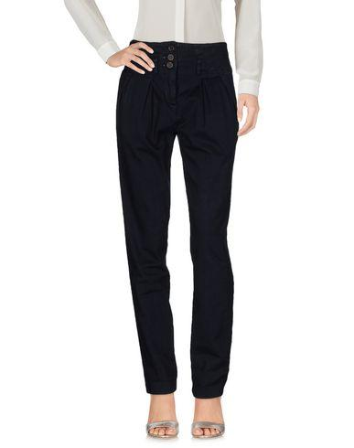 Ottod'ame Casual Pants In Dark Blue