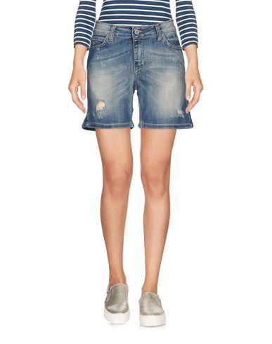 Ottod'ame Denim Shorts In Blue