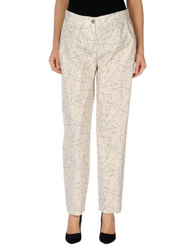 Ottod'ame Casual Pants In Ivory