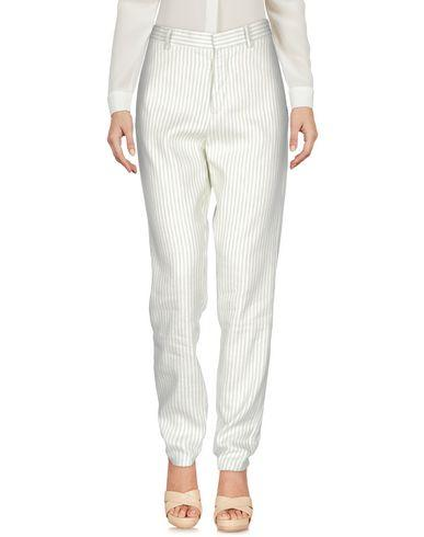 Ottod'ame Casual Pants In Light Green