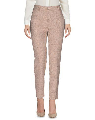 Ottod'ame Casual Pants In Pink