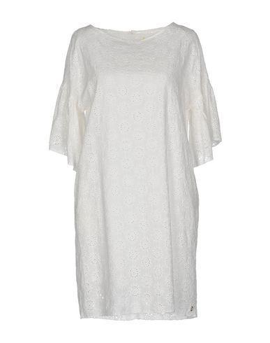 Ottod'ame Short Dress In White