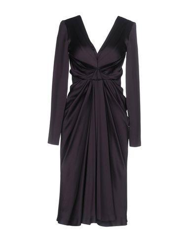 Alberta Ferretti Evening Dress In Purple