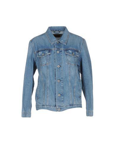 Ottod'ame Denim Outerwear In Blue