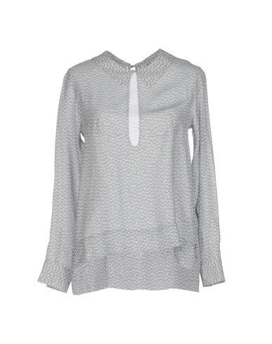 Ottod'ame Blouse In Light Grey