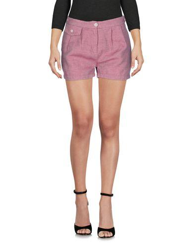 Ottod'ame Shorts In Maroon