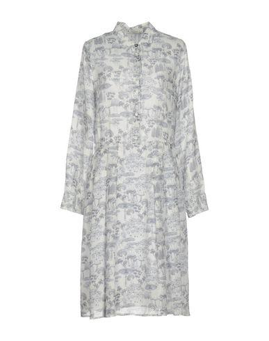 Ottod'ame Knee-length Dresses In White