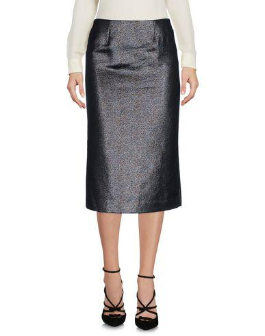 Ottod'ame 3/4 Length Skirts In Lead